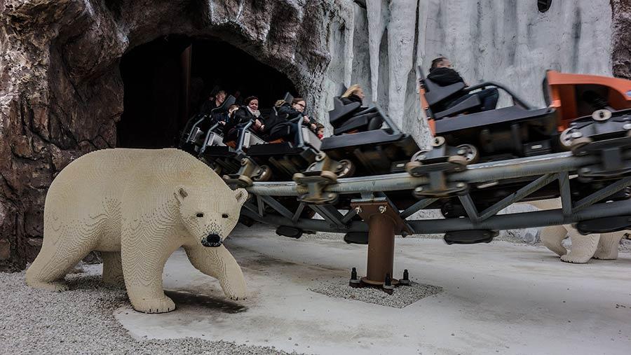 Legoland Billund Rides