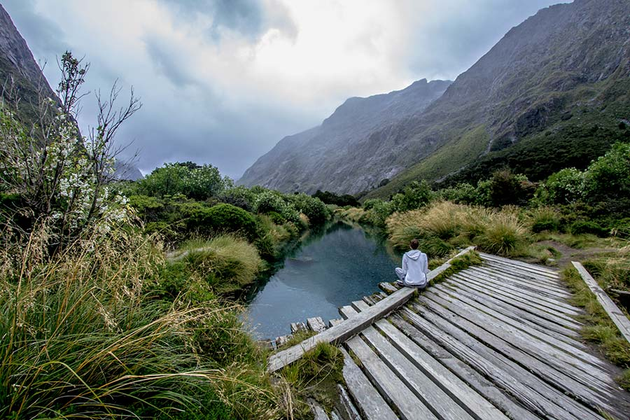 Gertrude Saddle Walk - New Zealand walking tracks