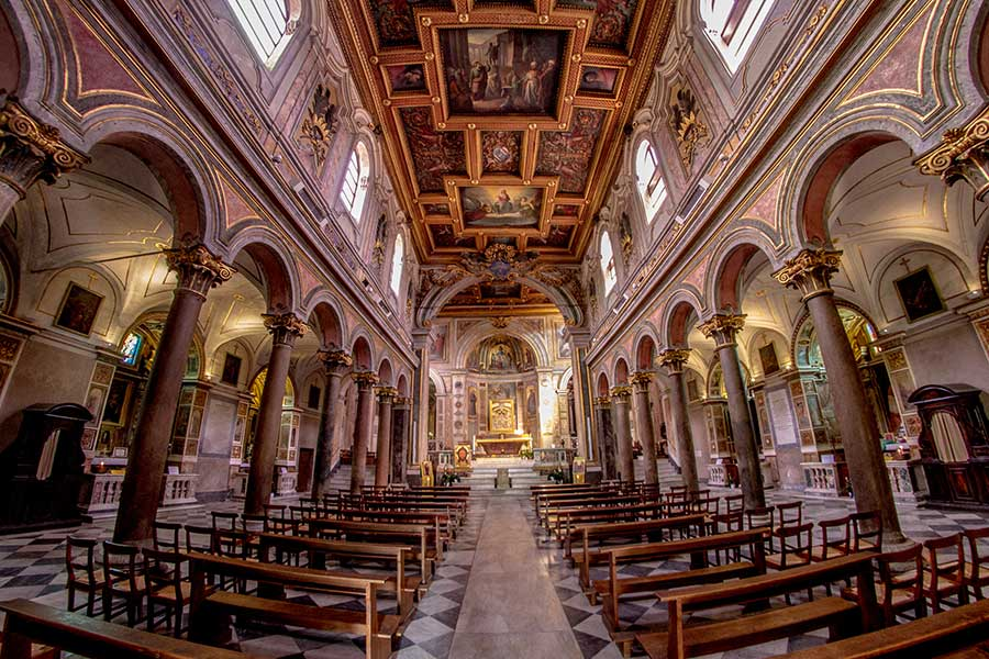 Churches in Rome
