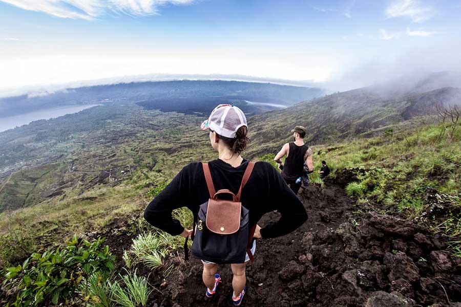 Hiking an Active Volcano; The Mount Batur Sunrise Trek