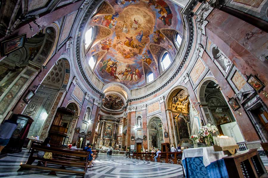 Catholic Churches in Rome – 10 Churches You Must See
