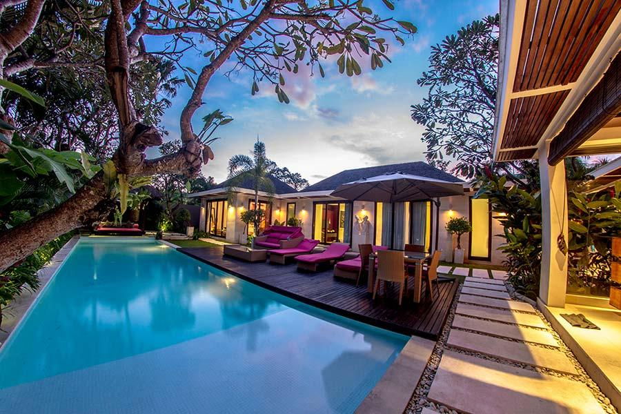 Taking a sneaky peek into Bali's super luxury villas